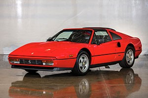 Ferrari 328 GTS Hire London