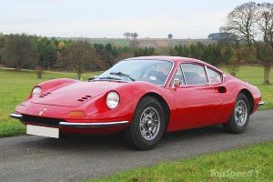 Ferrari Dino 206 GT Replica